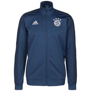 FC Bayern München Trainingsjacke Herren, dunkelblau / blau, zoom bei OUTFITTER Online