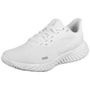 Revolution 5 Laufschuh Damen, weiß / silber, zoom bei OUTFITTER Online