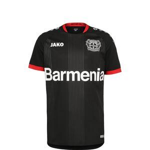 Bayer 04 Leverkusen Trikot Home 2020/2021 Kinder, schwarz / rot, zoom bei OUTFITTER Online