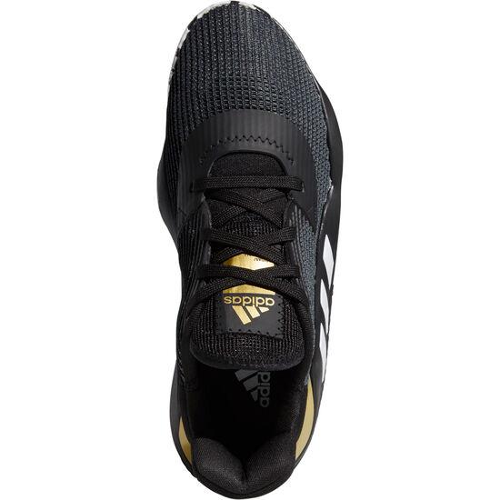 Pro Bounce 2019 Basketballschuhe Herren, schwarz / gold, zoom bei OUTFITTER Online