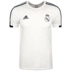 Real Madrid T-Shirt Herren, weiß / anthrazit, zoom bei OUTFITTER Online