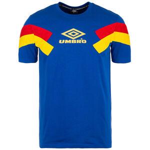 Chevron T-Shirt Herren, blau / gelb, zoom bei OUTFITTER Online