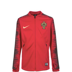 Portugal Anthem Jacke WM 2018 Kinder, Rot, zoom bei OUTFITTER Online