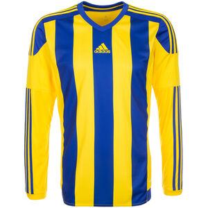 Striped 15 Fußballtrikot Herren, Gelb, zoom bei OUTFITTER Online