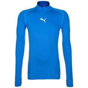 TB Warm Trainingsshirt Herren, blau / weiß, zoom bei OUTFITTER Online