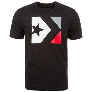 Star Chevron Box T-Shirt Herren, schwarz, zoom bei OUTFITTER Online