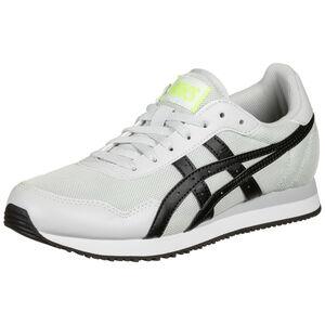 Tiger Runner Sneaker Damen, grau / schwarz, zoom bei OUTFITTER Online