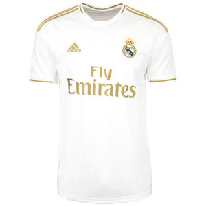 Real Madrid Trikot Home 2019/2020 Herren, weiß / gold, zoom bei OUTFITTER Online