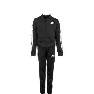 Sportswear Jogginganzug Kinder, schwarz / weiß, zoom bei OUTFITTER Online
