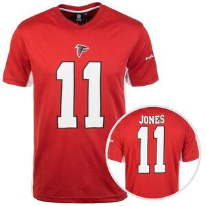 NFL Atlanta Falcons #11 Jones T-Shirt Herren, rot / weiß, zoom bei OUTFITTER Online