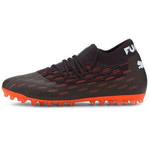 Future 6.2 NETFIT MG Fußballschuh Herren, schwarz / orange, zoom bei OUTFITTER Online
