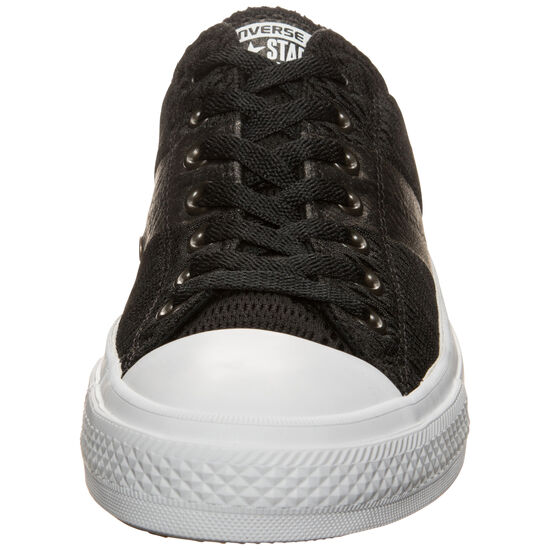 Chuck Taylor All Star II OX Sneaker, Schwarz, zoom bei OUTFITTER Online