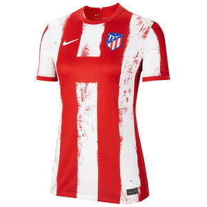 Atletico Madrid Trikot Home Stadium 2021/2022 Damen, rot / weiß, zoom bei OUTFITTER Online