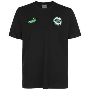 365 Football T-Shirt Herren, schwarz / grün, zoom bei OUTFITTER Online