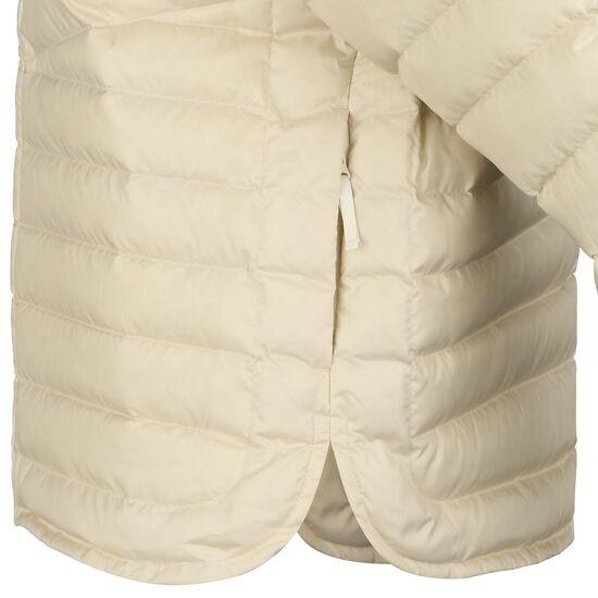 Windrunner Daunenjacke Damen, beige / weiß, zoom bei OUTFITTER Online