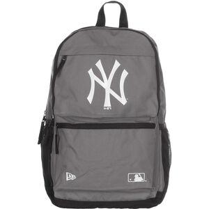 MLB New York Yankees Delaware Sportrucksack, grau / schwarz, zoom bei OUTFITTER Online