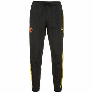 Manchester United Icon Trainingshose Herren, schwarz / orange, zoom bei OUTFITTER Online