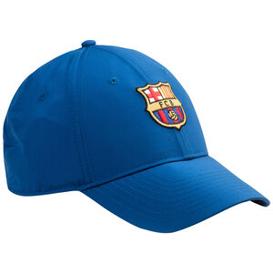 FC Barcelona Dry L91 Cap, blau, zoom bei OUTFITTER Online