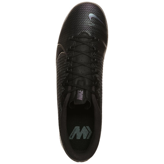 Mercurial Vapor 13 Academy Indoor Fußballschuh Herren, schwarz, zoom bei OUTFITTER Online