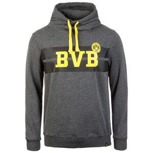 Borussia Dortmund Kapuzensweatshirt Herren, Grau, zoom bei OUTFITTER Online