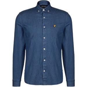 Slim Fit Denim Shirt Herren, , zoom bei OUTFITTER Online