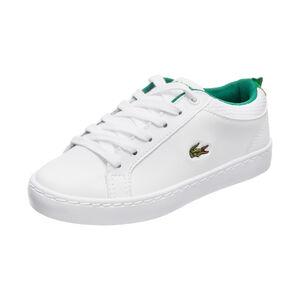 Straightset Sneaker Kinder, weiß / grün, zoom bei OUTFITTER Online