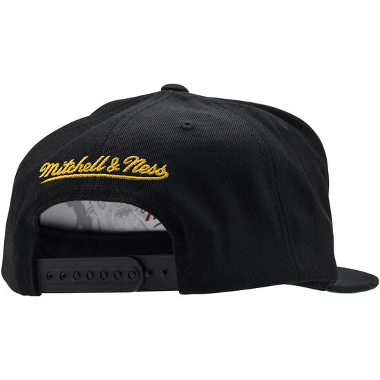 Golden State Warriors Wool Solid Snapback Cap, , zoom bei OUTFITTER Online