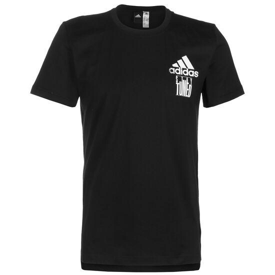 Stay Tuned T-Shirt Herren, schwarz, zoom bei OUTFITTER Online