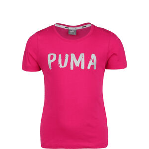 Alpha T-Shirt Kinder, pink, zoom bei OUTFITTER Online