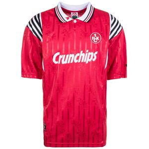 1. FC Kaiserslautern Trikot Home 1997/1998 Herren, Rot, zoom bei OUTFITTER Online