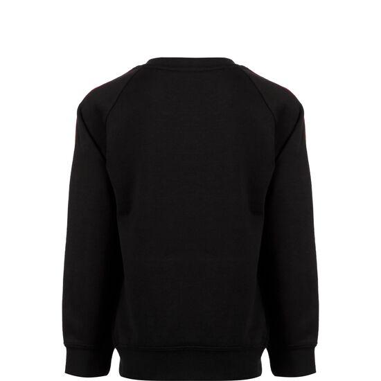 Manchester United Sweatshirt Kinder, schwarz / rot, zoom bei OUTFITTER Online
