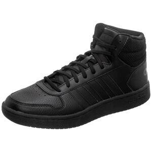 Hoops Mid 2.0 Sneaker Herren, schwarz, zoom bei OUTFITTER Online