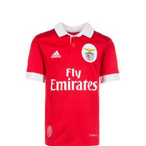 Benfica Lissabon Trikot Home 2017/2018 Kinder, Rot, zoom bei OUTFITTER Online