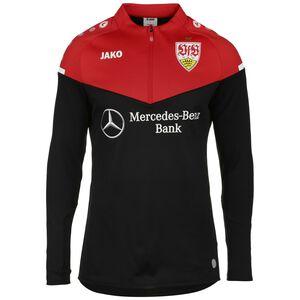 VfB Stuttgart Champ 2.0 Trainingssweat Herren, schwarz / rot, zoom bei OUTFITTER Online