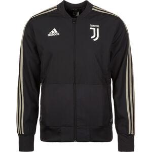 Juventus Turin Präsentationsjacke Herren, Schwarz, zoom bei OUTFITTER Online