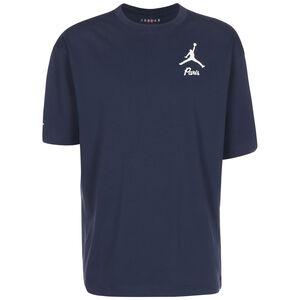 Paris St.-Germain Statement T-Shirt Herren, dunkelblau / weiß, zoom bei OUTFITTER Online