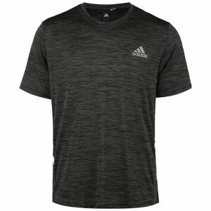 3-Streifen Trainingsshirt Herren, anthrazit, zoom bei OUTFITTER Online