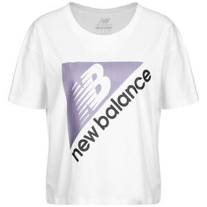 Athletics Archive Boxy T-Shirt Damen, weiß, zoom bei OUTFITTER Online