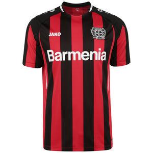 Bayer 04 Leverkusen Trikot Home 2021/2022 Herren, schwarz / rot, zoom bei OUTFITTER Online