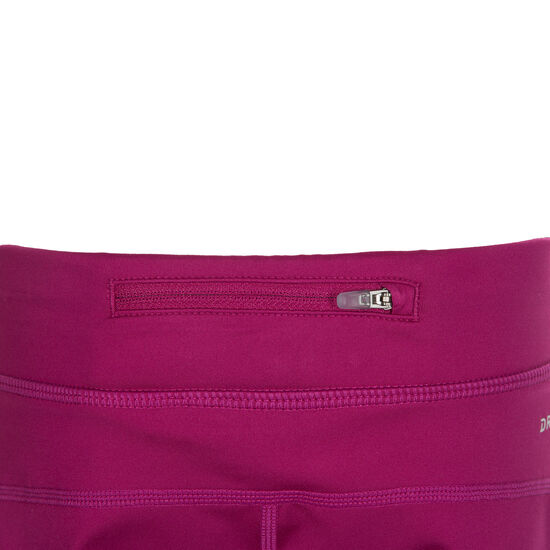 Power Epic 3/4 Lauftight Kinder, fuchsia / weiß, zoom bei OUTFITTER Online