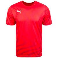 CUP Core Fußballtrikot Herren, rot / weiß, zoom bei OUTFITTER Online