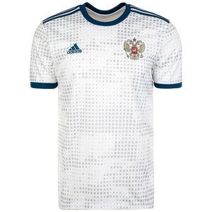 RFU Russland Trikot Away WM 2018 Herren, Weiß, zoom bei OUTFITTER Online