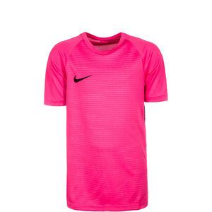 Dry Tiempo Premier Fußballtrikot Kinder, pink / schwarz, zoom bei OUTFITTER Online
