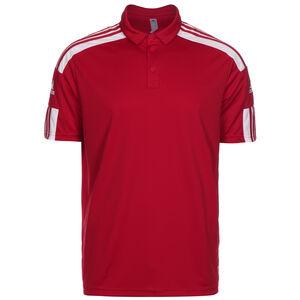 Squadra 21 Poloshirt Herren, rot / weiß, zoom bei OUTFITTER Online