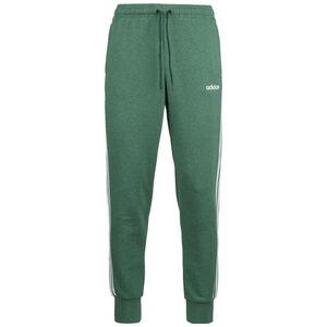 Essentials 3-Streifen Jogginghose Herren, grün / weiß, zoom bei OUTFITTER Online