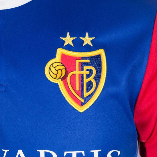 FC Basel Trikot Home 2017/2018 Herren, Blau, zoom bei OUTFITTER Online