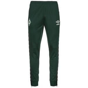 SV Werder Bremen Icon Tricot Trainingshose Herren, dunkelgrün / weiß, zoom bei OUTFITTER Online