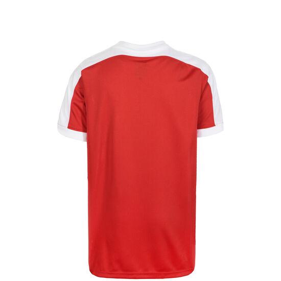 Striker IV Fußballtrikot Kinder, rot / weiß, zoom bei OUTFITTER Online
