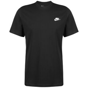 Club T-Shirt Herren, schwarz / weiß, zoom bei OUTFITTER Online