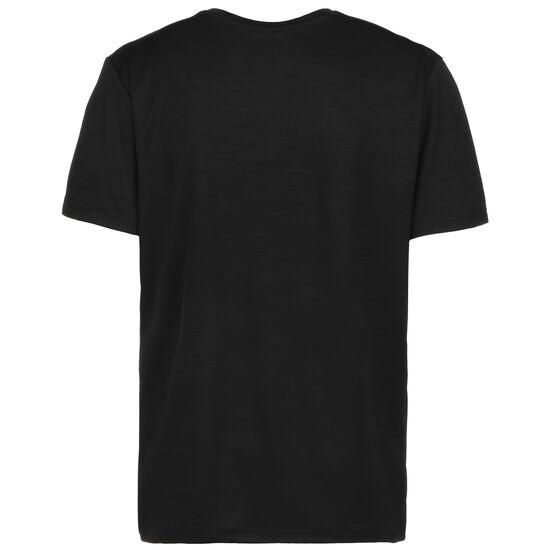 Dry Superset Trainingsshirt Herren, schwarz / silber, zoom bei OUTFITTER Online